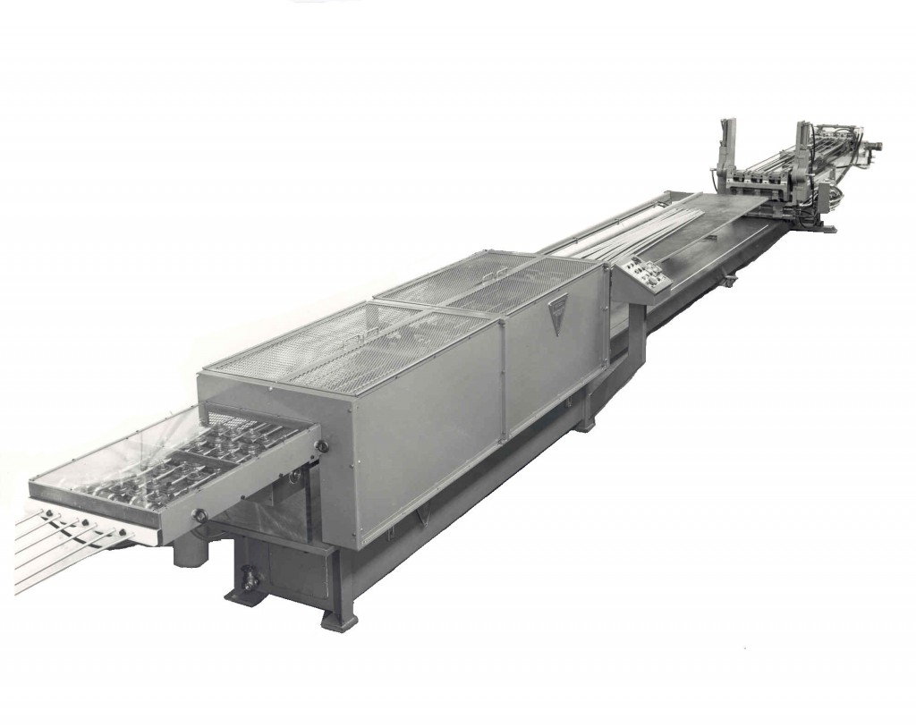 AHBV/SL - Automatic Tube Straightener / Hairpin Bender