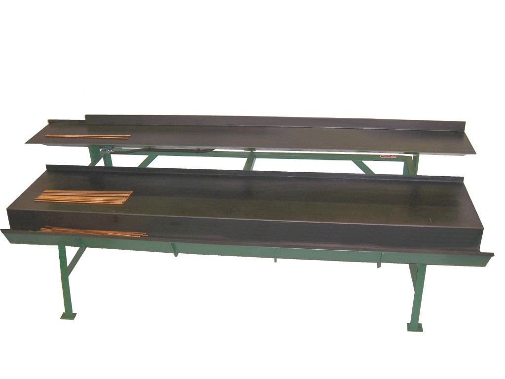 Tube Collector Table - CT