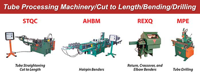 Tube Processing Machinery