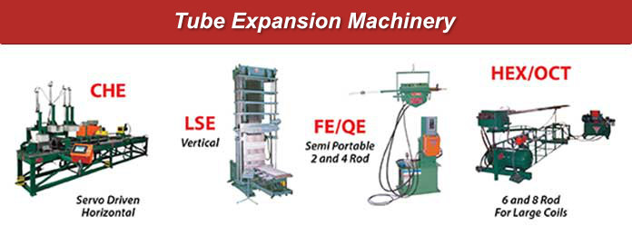 Tube Expansion Machinery
