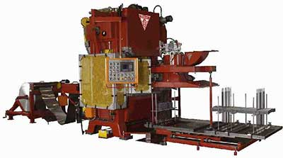 Fin Press Machines