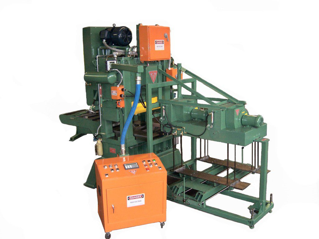 Industry leading fin production machines manufacturer